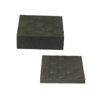 1 inch and 3 inch blocks