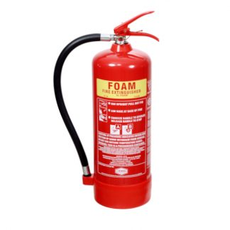 6lt foam fire extinguisher