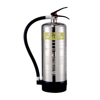 6lt foam stainless steel fire extinguisher