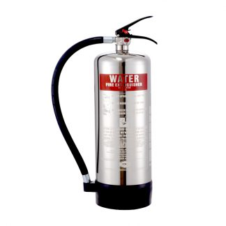6lt water stainless steel fire extinguisher