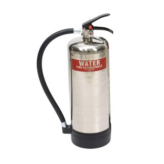 9lt water stainless steel fire extinguisher