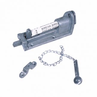 Redlam Panic Bolt, hammer and chain
