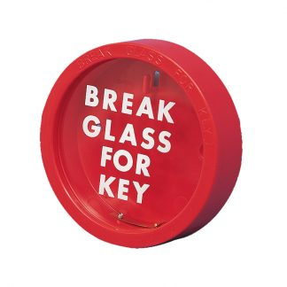 break glass for key key box